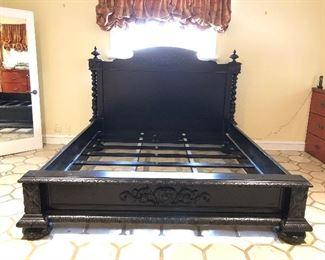 Restoration Hardware King Bed