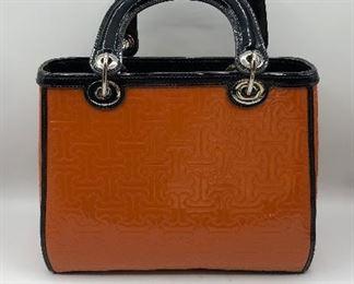 Patent Leather Handbag