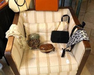 1920's Armchair
