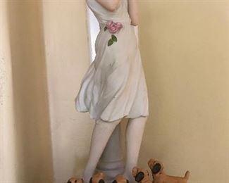 Limited Edition Icart Figurine