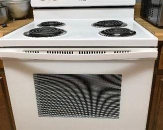Whirlpool 30-inch Freestanding Range
