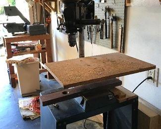 Rockwell 32 inch Radial Drill Press