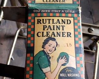 Rutland paint cleaner