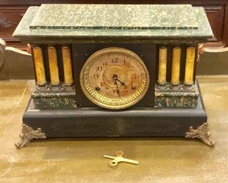 Antique Seth Thomas Clock https://ctbids.com/#!/description/share/291992