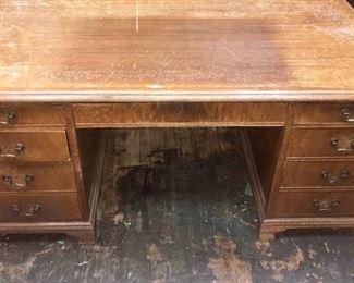 Vintage Office Desk https://ctbids.com/#!/description/share/292032