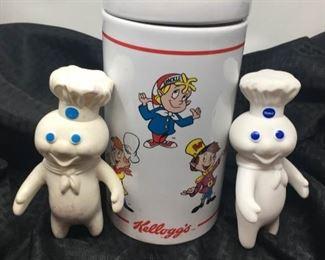 Kellogg's Cookie Jar and Pillsbury Dough Boy's https://ctbids.com/#!/description/share/292049
