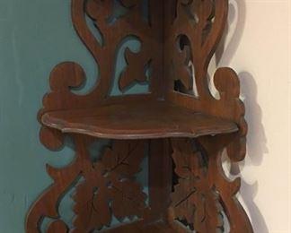 Brown Corner Shelf https://ctbids.com/#!/description/share/292067