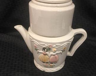 Porcelier Vitreous China Coffee Pot https://ctbids.com/#!/description/share/292092
