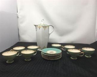 China Tea Pot & Tea Cups https://ctbids.com/#!/description/share/292093