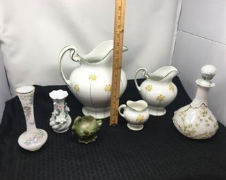Decorative Pitchers, Vase, Decanter & Other https://ctbids.com/#!/description/share/292105