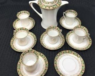Hutschenreuther Tea Set https://ctbids.com/#!/description/share/292066