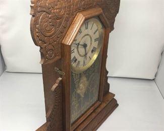 Gingerbread Clock https://ctbids.com/#!/description/share/292037