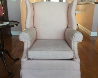 Clayton Marcus chair, 1 of 2