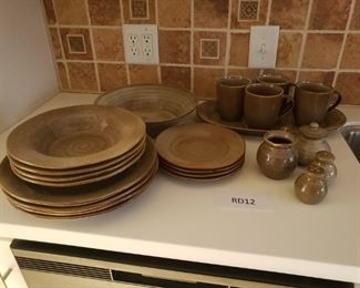 Ruff Hewn Dishware Set and Much More