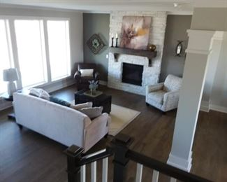 New furniture in model home never used.......Wayfair, Furniture Mall of Kansas and World Market!......Never shop in the big box store again and save!