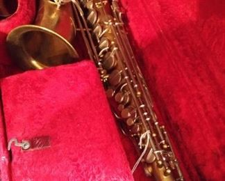 Alto Sax Cos by Keilwerth EARLY 60's