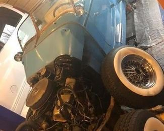 1936 Auburn Speedster starting Bid $8,000