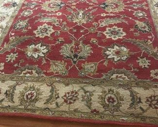 SEVERAL AREA RUGS