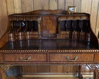 Maitland Smith library table