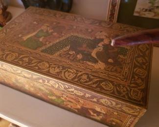 antique, box