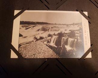 Edward Bromley, photo, album, water