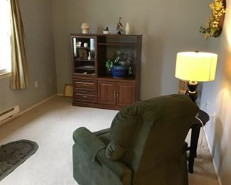 electronic recliner that goes in standing position