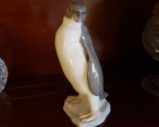 Lladro penguin