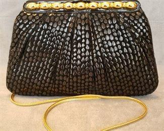 Vintage Judith Leiber handbag