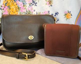 Vintage Coach purses