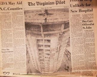 The Virginian Pilot Moon papers
