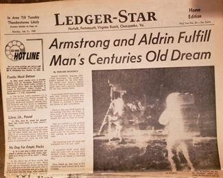 The Ledger Star Moon paper