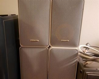 Realistic bookshelf speakers