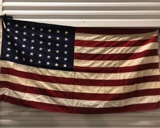 U.S. Flag 48 Stars #2