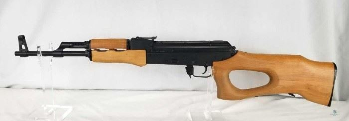 SA 85 M/KBI Harrisburg Rifle Beautiful Light Wood SA 85 M/KBI 7.62x39 Caliber, Like New. In excellent condition. Magazine NOT included. Includes original shipping box and papers.