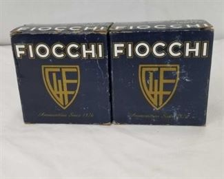 Fiocchi Game and Target Amunition 50 rounds 16 GA New in box 2 3/4 inch 1165 velocity 1 oz 7 1/2 shot two boxes