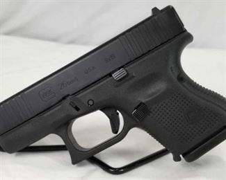 NEW Glock 26 Gen 5, 9 MM Pistol NEW Glock G 26 Gen 5 -  9 MM Pistol and Includes plastic case, 2 magazines, and safety lock.