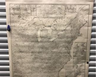 American Map EH750