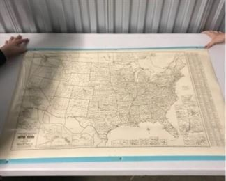 Cleartype - Lam-O-Tex U.S. Map