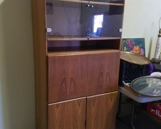 Furniture Entertainment Center 60s