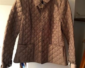 Size small Burberry spring / fall jacket.