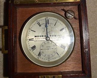 1840's Morris Tobias Marine Chronometer
