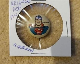 Another Superman Pin