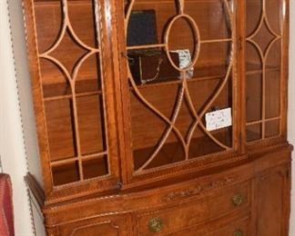 Mount Airy china cabinet