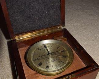 Morris Tobias marine chronometer
