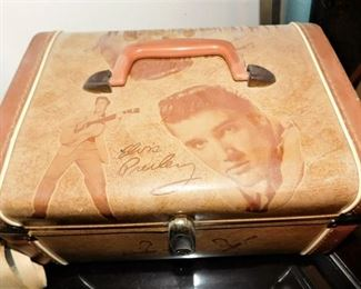 1956 Elvis overnight case!