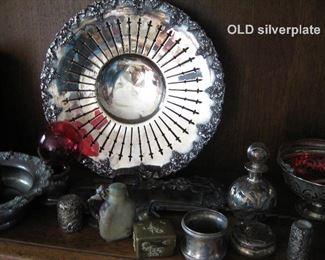 Victorian Silverplate