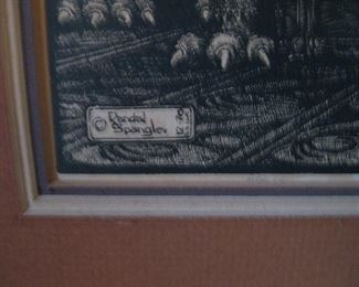 Randal Spangler Print