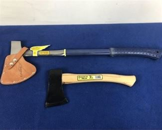 Estwing Axe and Hatchet