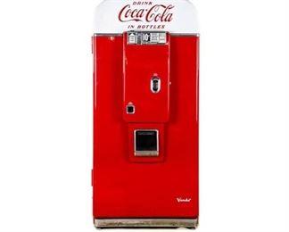 Vendo 80 Coca-Cola Restored Coke Machine