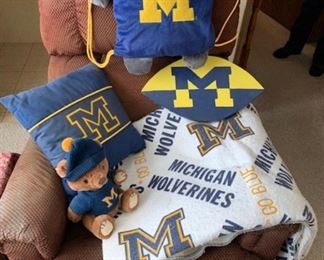 U of M collectibles